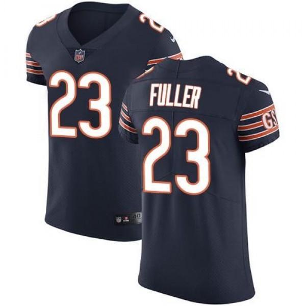 Nike Bears #23 Kyle Fuller Navy Blue Team Color Men's Stitched NFL Vapor Untouchable Elite Jersey