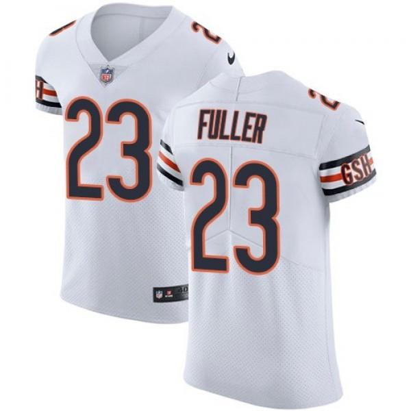 Nike Bears #23 Kyle Fuller White Men's Stitched NFL Vapor Untouchable Elite Jersey
