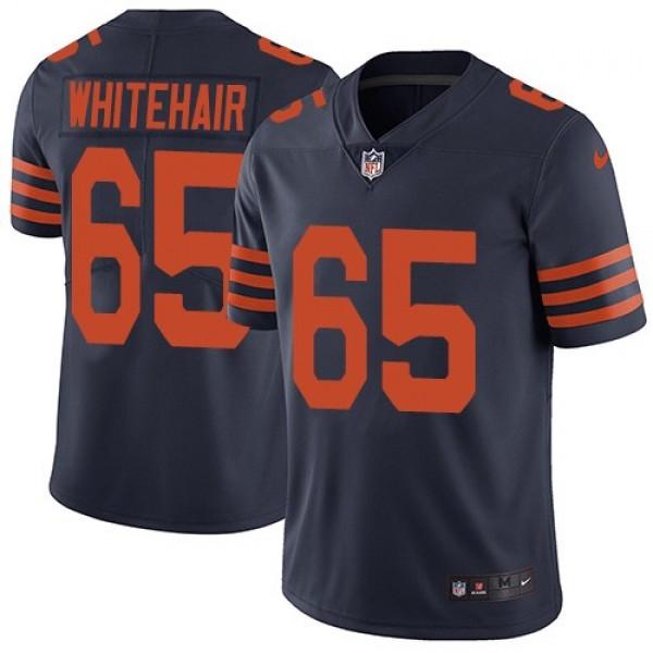 Nike Bears #65 Cody Whitehair Navy Blue Alternate Men's Stitched NFL Vapor Untouchable Limited Jersey