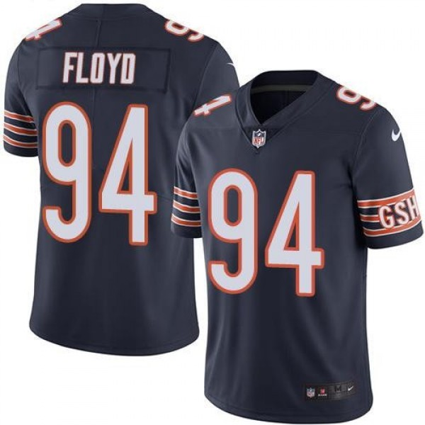 Nike Bears #94 Leonard Floyd Navy Blue Team Color Men's Stitched NFL Vapor Untouchable Limited Jersey