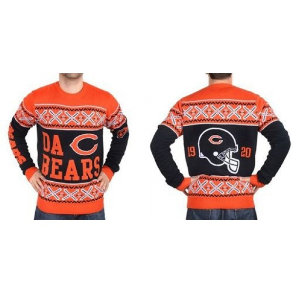 Nike Bears Men's Ugly Sweater