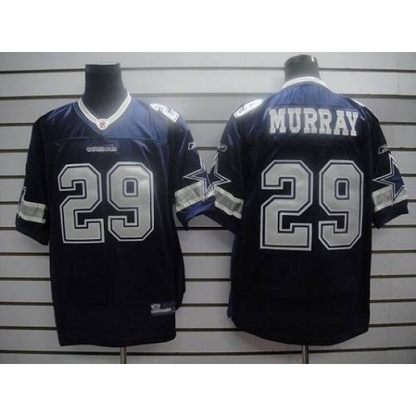 Cowboys #29 DeMarco Murray Blue Stitched NFL Jersey